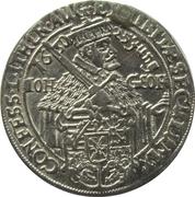 ⅛ Thaler - Johann Georg I. (Augsburg Confession) – obverse