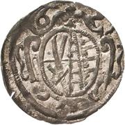 1 Pfennig - Johann Georg I. – obverse