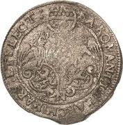 24 Kreuzer - Johann Georg I. – reverse