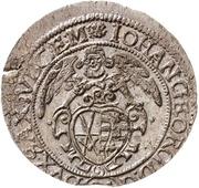 24 Kreuzer - Johann Georg I. – obverse