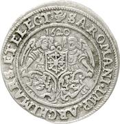 1 Schreckenberger - Johann Georg I. – reverse