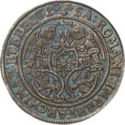 40 Groschen - Johann Georg I. – reverse