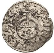 1 Groschen - Johann Georg I. – reverse