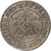 8 Groschen - Johann Georg I. – reverse
