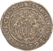 10 Groschen - Johann Georg I. – obverse