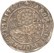 10 Groschen - Johann Georg I. – reverse