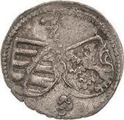 1 Pfennig - Georg – obverse