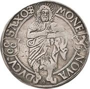 ½ Guldengroschen - Johann and Georg – reverse