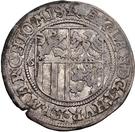 1 Schreckenberger - Johann Friedrich II. (Saalfeld) – reverse