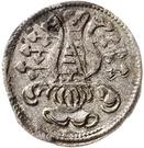 1 Dreier - Johann Friedrich II. and Johann Wilhelm – reverse