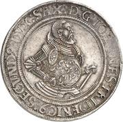 2 Thaler - Johann Friedrich II. – obverse