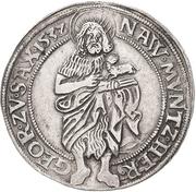 ½ Guldengroschen - Georg – obverse