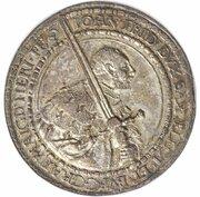 3 Thaler - Johann Friedrich II – obverse
