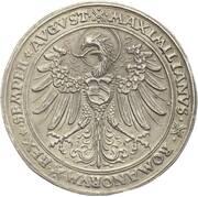 2 Guldengroschen - Friedrich III – reverse