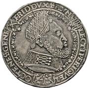 1 Guldengroschen - Friedrich III. – obverse