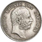 2 Mark - Georg (Mint Visit) – obverse