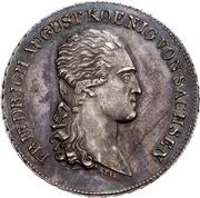 1 Thaler - Friedrich August I (Prize Taler) – obverse