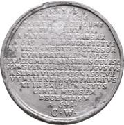 Medal - Heracleonas – reverse