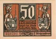50 Pfennig (History Series - Issue 3) – obverse