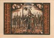 50 Pfennig (History Series - Issue 3) – reverse