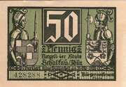 50 Pfennig (History Series - Issue 6) – obverse