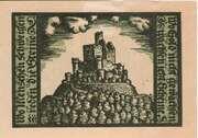50 Pfennig (History Series - Issue 6) – reverse
