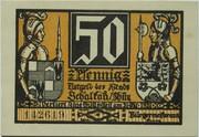 50 Pfennig (History Series - Issue 1) – obverse