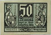 50 Pfennig (History Series - Issue 5) – obverse