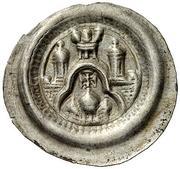 1 Brakteat - Adolf III. – obverse