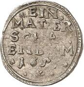 1 Mattier - Wilhelm VI. – reverse