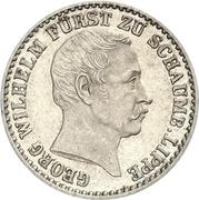 1/12 Thaler / 2½ Silbergroschen - Georg Wilhelm – obverse