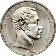 1 Vereinsthaler - Georg Wilhelm – obverse