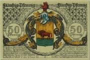 50 Pfennig (Böttger Series) – obverse