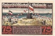 75 Pfennig (Grömitz) – obverse