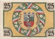 25 Pfennig (Nortorf) – reverse