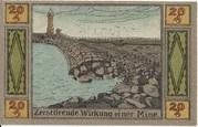 20 Pfennig (Langeness-Nordmarsch) – reverse