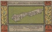 2 Mark (Langeness-Nordmarsch) – obverse