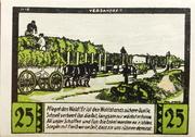 25 Pfennig (Halstenbek) – reverse