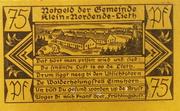 75 Pfennig (Klein Nordende-Lieth) – obverse