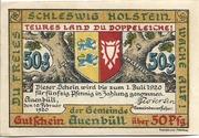 50 Pfennig (Auenbüll) – obverse