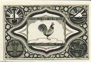 25 Pfennig (Langelohe) – reverse