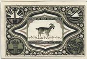 50 Pfennig (Langelohe) – reverse