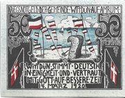 50 Pfennig (Wittdün) – reverse