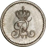 8 Reichsbank Schilling - Frederik VI – obverse