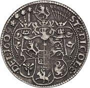 ½ Thaler - Johann Adolf – reverse
