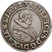 ¼ Thaler - Friedrich III. – obverse