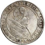 ½ Thaler - Friedrich III – obverse