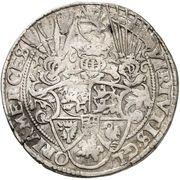 ½ Thaler - Friedrich III – reverse