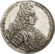 1½ Thaler - Friedrich IV (Death) – obverse
