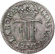 4 Schilling - Friedrich IV – obverse